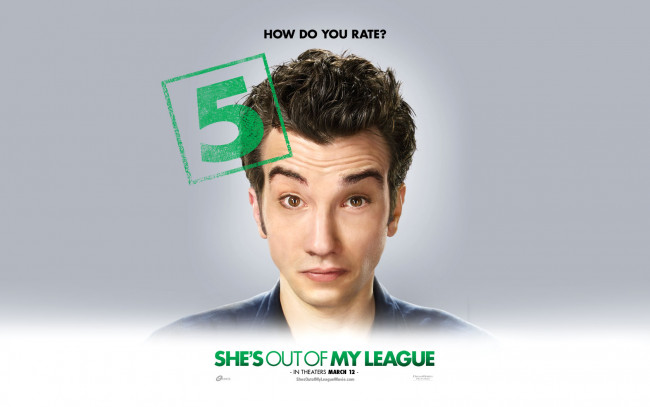 review she s out of my league